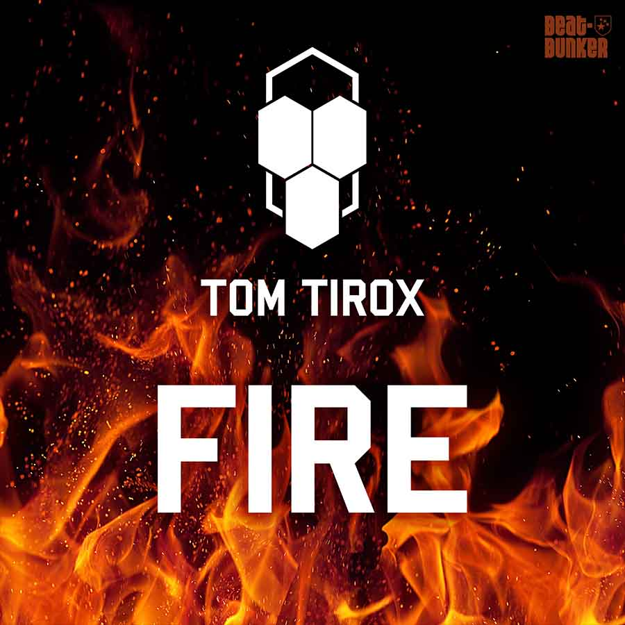 Cover: Tom Tirox - Fire